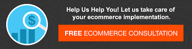 Let us take care of your ecommerce implementation