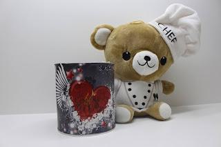Regalo sorpresa para San Valentin en una lata