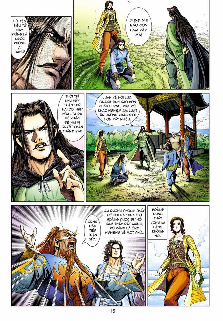 Anh Hùng Xạ Điêu anh hùng xạ đêu chap 47 trang 15