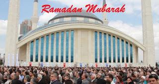 ramadan welcome