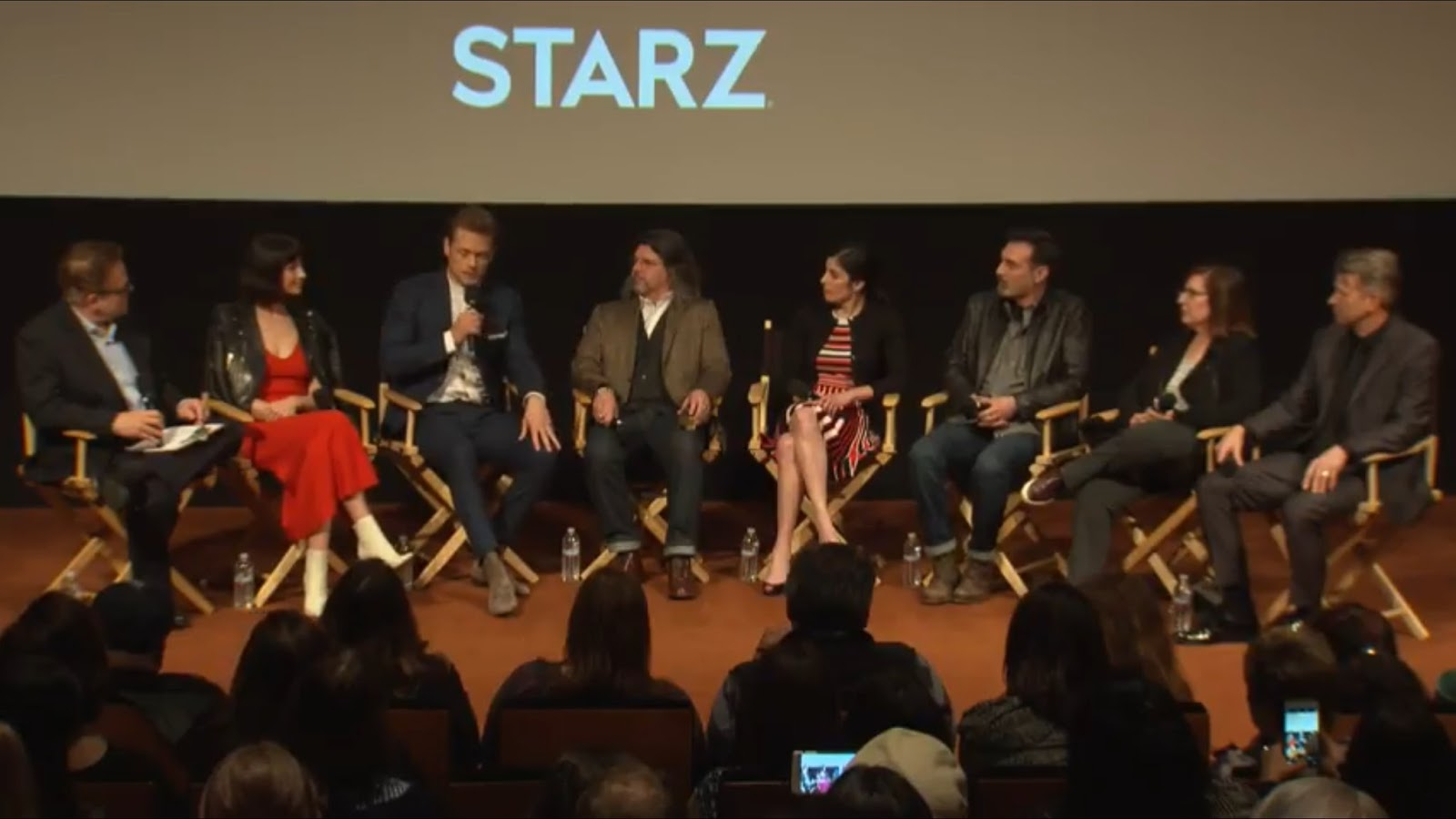 Outlander Homepage: Emmy Panel for Consideration 2018
