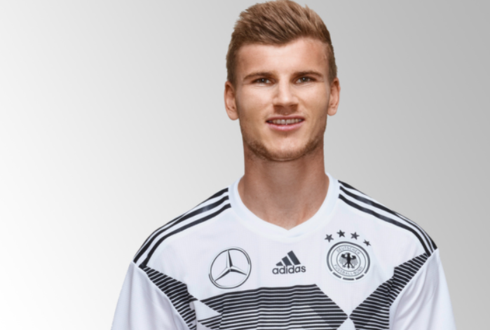 Maglia Home RB Leipzig Timo Werner