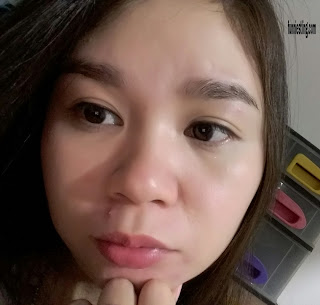 Penampakan Makeup No Makeup Look - 3