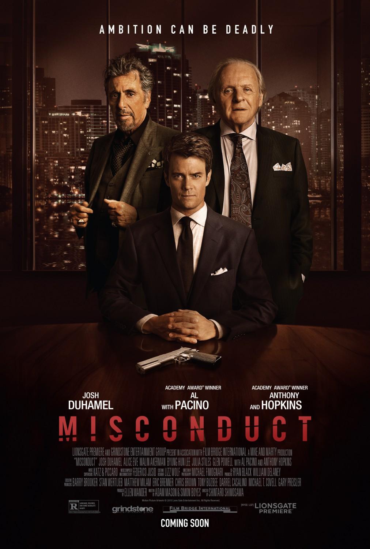 Nonton Film Misconduct (2016)