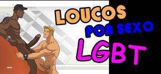 Loucos por sexo LGBT