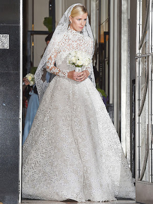 Nicky Hilton Weds James Rothschild