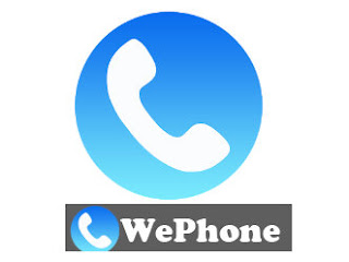 Download Wephone Apps , Free calls ,Free text, Free Recording