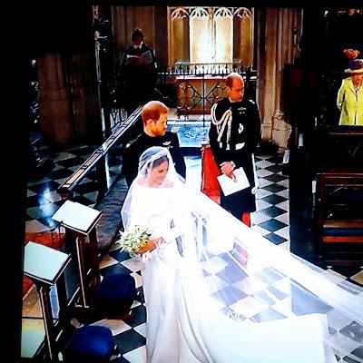 Meghan Markle, Príncipe Harry e Príncipe William