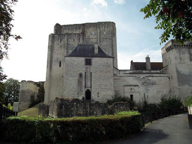 The Donjon, Loches. Indre et Loire. France. Photo by Loire Valley Time Travel.