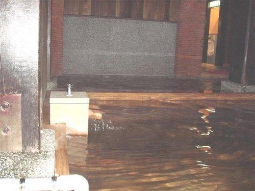 川湯春天溫泉飯店房型湯屋|湯圍風呂|湯圍溝溫泉風呂公園|溫泉魚|礁溪溫泉
