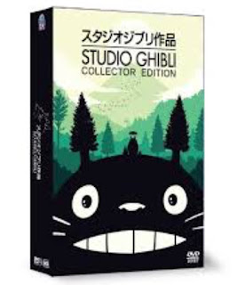 Studio Ghibli Pirate Bootlegs
