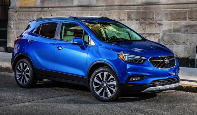 2017 Buick Encore 1.4L Turbo FWD Review