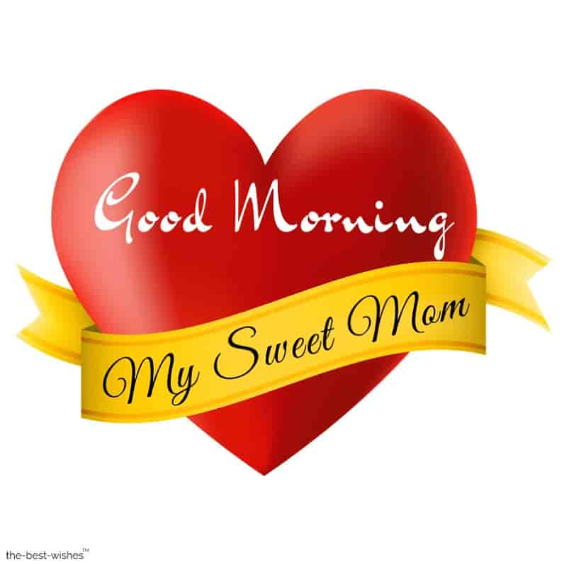 good morning mother pictures
