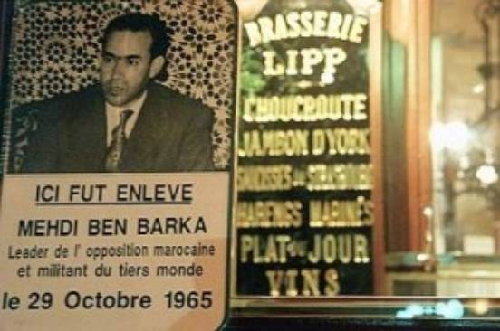 Marruecos : Mehdi Ben Barka