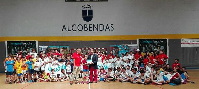 Balonmano Aranjuez en Alcobendas