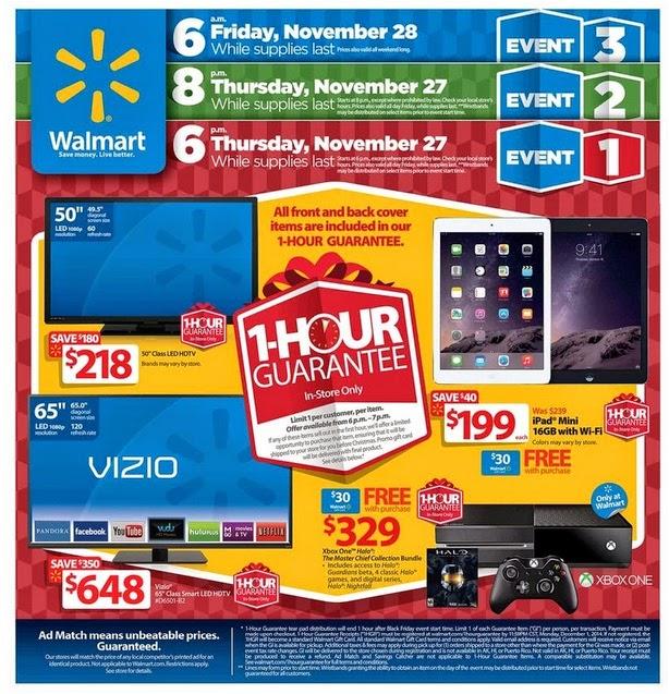 94322dd767213c Walmart Black Friday 2014 Ad Scan Posted Online