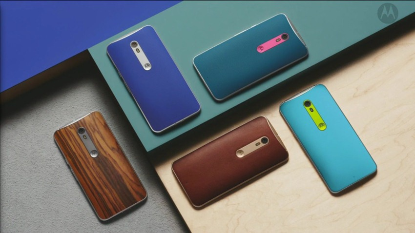 Moto X Pure Edition Nougat Update