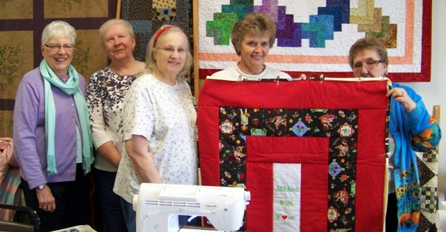 Quilting for Kids With Cancer
