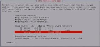 Instal OS Linux Debian Lengkap Dengan Gambar