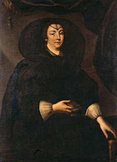 A painting by an unknown artist believed to show Olimpia Maidalchini