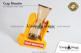 Jual alat sulap Crap Shooter - Uzop Magicshop