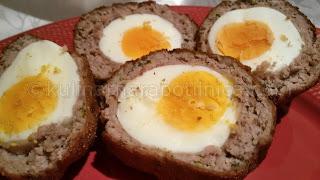 Рецепта за яйца по шотландски