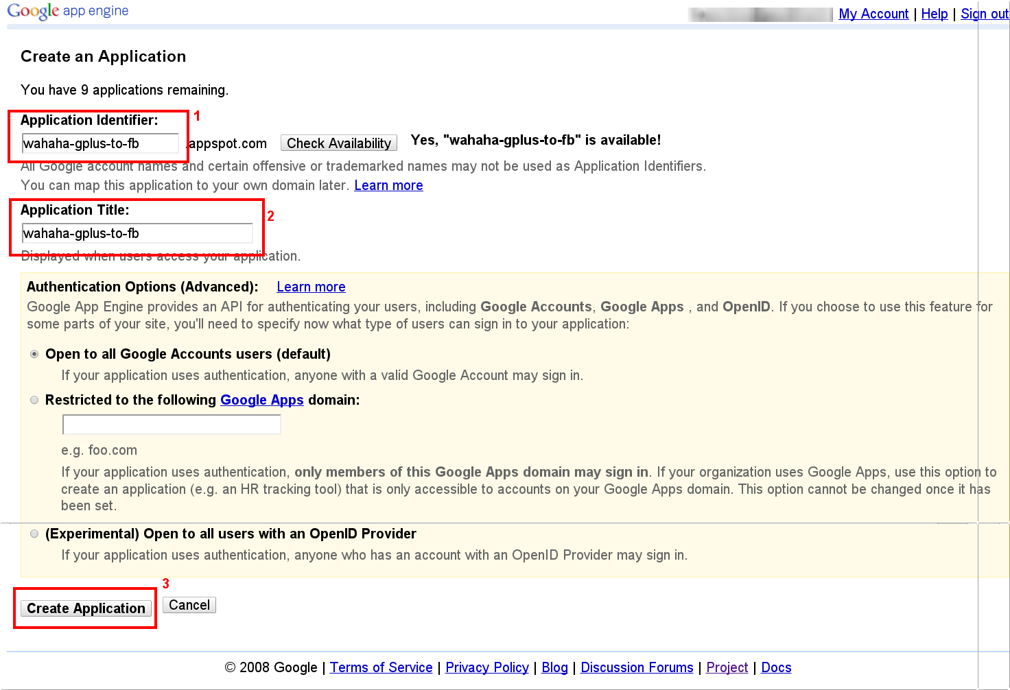 Everlasting Search: Repost Google Plus Activities to