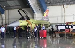 Upgrade Jet Tempur F-16A/B