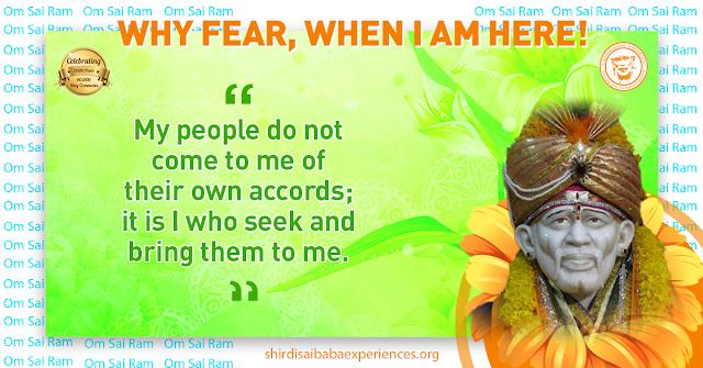 Prayer For Job - Anonymous Sai Devotee