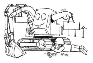 Membongkar dan Memasang Komponen (Safety)