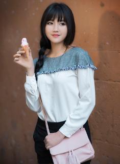 Hot girl Nguyễn Hoàng Kiều Trinh là ai - Nguyen Hoang Kieu Trinh xinhgai.biz