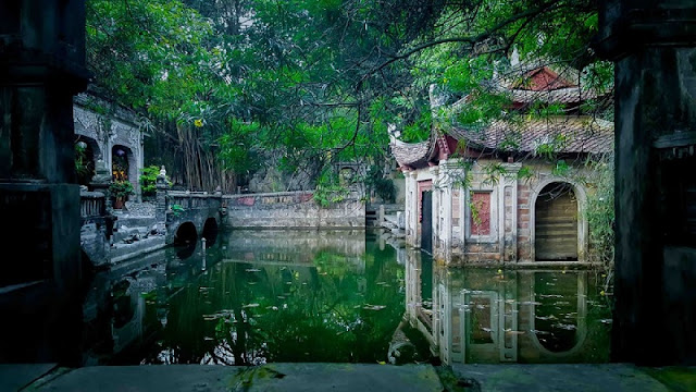 Thanh Chuong Viet Palace, gallery of Vietnamese culture