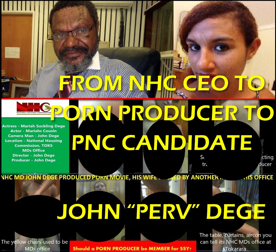 PNC CANDIDATE & FORMER NHC CEO FILMED WIFE HAVING SEX WITH COUSIN IN NHC  CEO'S OFFICE