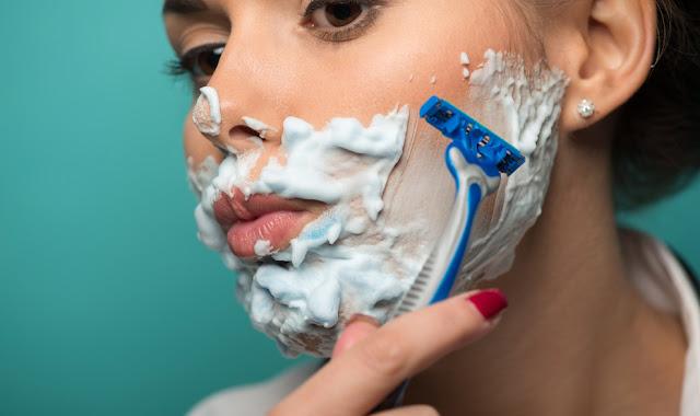 beauty-benefits-shaving-face