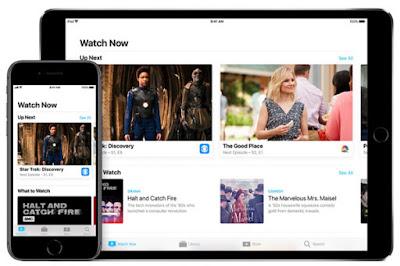 تطبيق ابل تي في Apple TV app