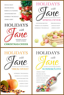 Holidays with Jane books