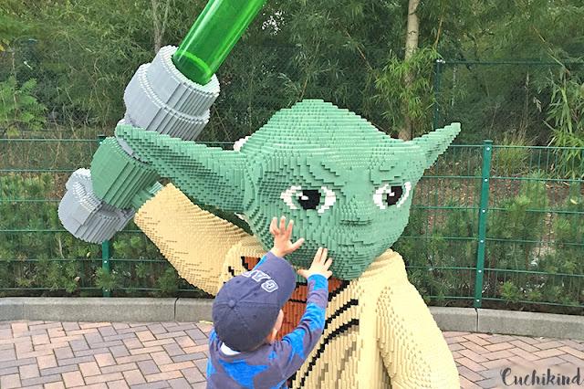 Meister Yoda Lego