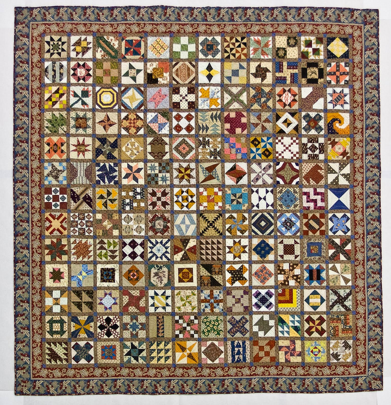 Happy Scrappy Orphan Block Of The Month Quilt New Pattern