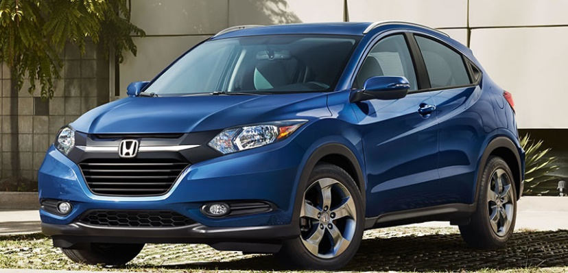 Luxury Honda HRV 2017 Review  Cars Reviews Rumors And Prices