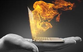 Penyebab Laptop Cepat Panas Dan Cara Mengatasinya Dengan Mudah