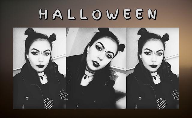 halloween, halloween makeup, noć vještica, maska, šminka, gothic, dark, dark girl, gotička, gotičarka, gothic girl, gothic makeup, vampire, vampir, maškare