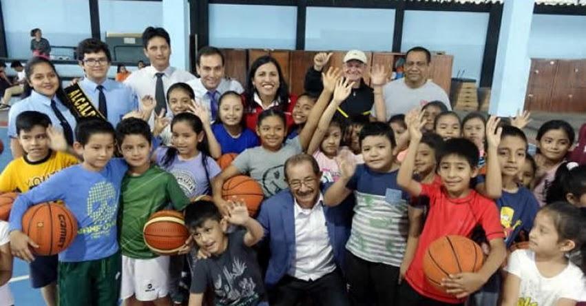MINEDU: Ministra de Educación anuncia reinicio de obras en colegios de la región San Martín - www.minedu.gob.pe