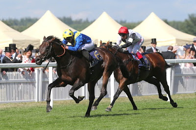Will Poet's Word Claim Irish Champions Stakes Redemption?