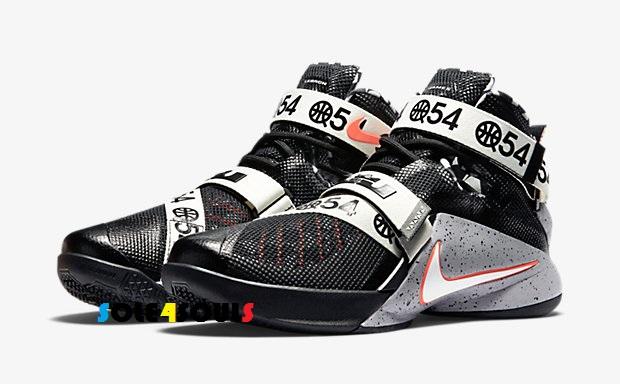 the latest ae710 f6420 Sole4Souls : Nike LeBron Soldier 9 LMTD Quai 54
