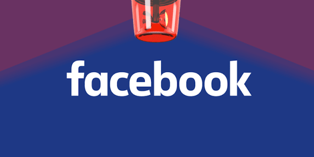 Facebook does not expect privacy in social networks