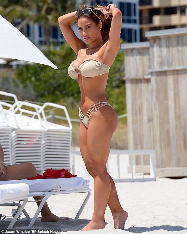 Hot Girlfriend In Bikini