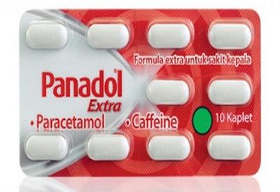 Harga Panadol Extra Obat Sakit Kepala Berat Terbaru 2017