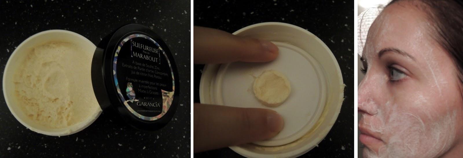 sulfureuse pâte de marabout