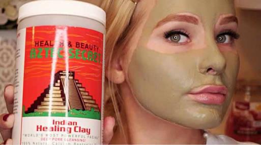 Kandungan Aztec Secret Indian Healing Clay Untuk Jerawat