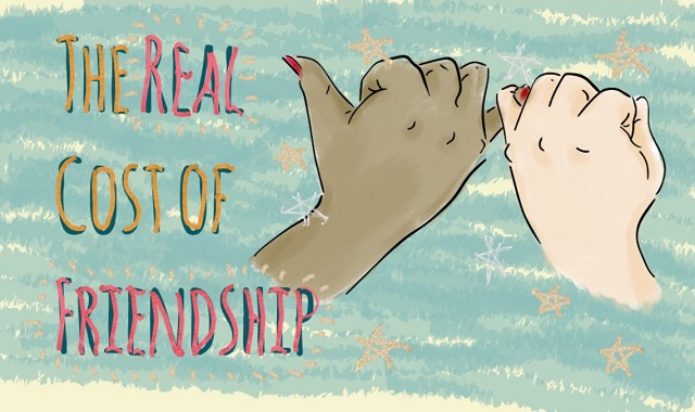 The Real Cost of Friendship
